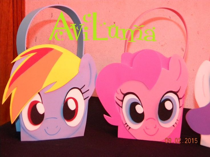 Bolsitas Dulceras De My Little Pony Pequeño Pony. Loading zoom.