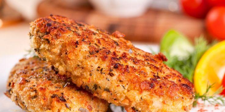 salmon fishcakes from unislim
