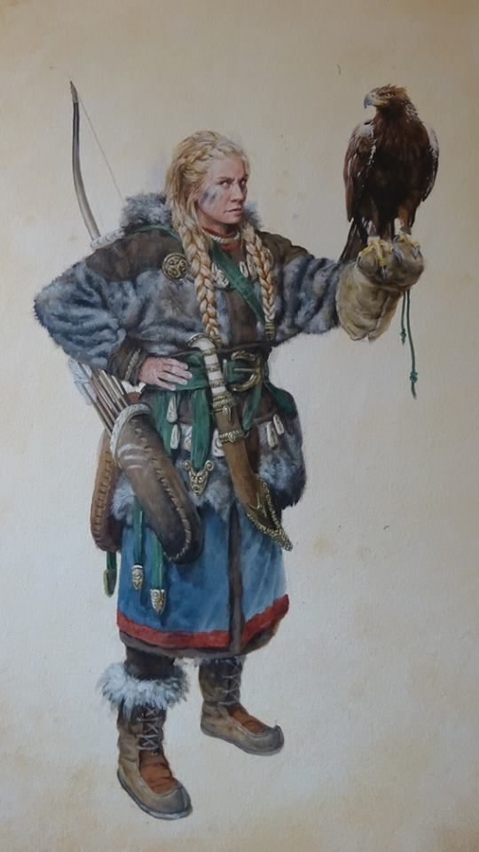f Ranger Hawk Northern Wall Longbow Dagger 17757388_775511389273063_1257978096366972427_n.jpg (540×960)
