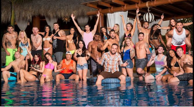 'The Challenge: Rivals 3' Cast Finally Tries To Take Down Johnny Bananas, Plus Is MTV Hiding Violent Footage? - http://www.theessential.online/the-challenge-rivals-3-cast-finally-tries-to-take-down-johnny-bananas-plus-is-mtv-hiding-violent-footage/