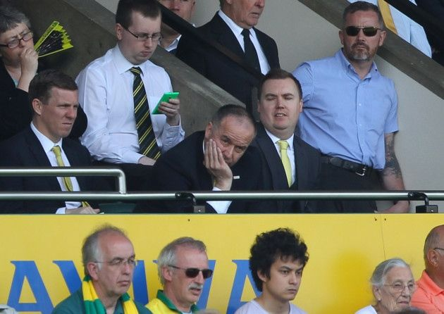 PODCAST ¦ Norwich City writer Paddy Davitt is joined by Michael Bailey and EDP sports reporter David Freezer to discuss the Canaries' 1-0 defeat to Manchester United in the Premier League, and the resignation of chief executive David McNally.