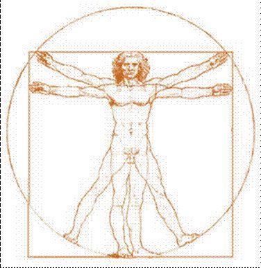 Partager Tweeter + 1 E-mail  L'homme de Vitruve de Léonard de Vinci.  Au-delà de la question des proportions anatomiques idéales, on trouve dans l'homme de Vitruve de Léonard de Vinci, un enseignement ésotérique, mobilisant certains archétypes universels fondamentaux.  Livrons nous donc à une analyse plus approfondie du symbole afin comme disait le grand métaphysicien Ibn Arabî «de dissocier  l'écorce du noyau et l'apparent du caché ». Examinons donc le premier archétype qui est symbol...