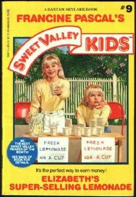 Sweet Valley Kids books