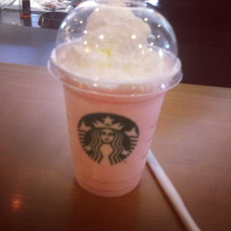 Starbuck  Cotton Candy Frappucino