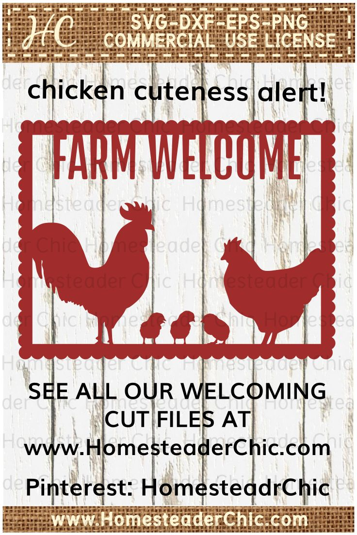 183 best stencils images on pinterest stenciling painting greet your visitors with a farm animal welcome cut files in svg dxf eps png for personal or commercial use farmhouse style farm animals western decor amipublicfo Images