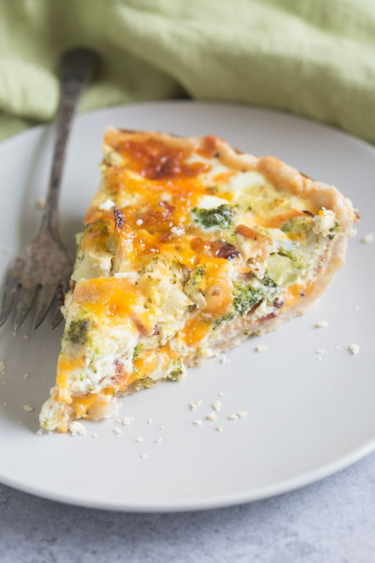 how to make cheese quiche without crust