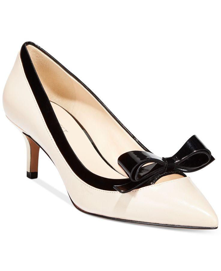 Nine West Xenos Bow Pumps - Pumps - Shoes - Macy's