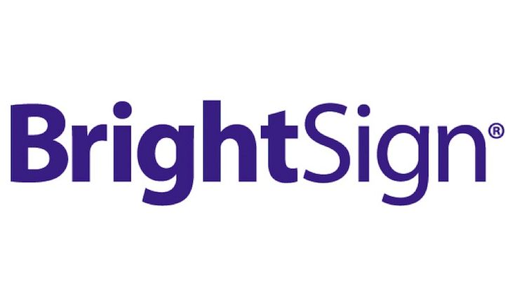BrightSign New Digital Signage Media Players at ISE #News #Tech