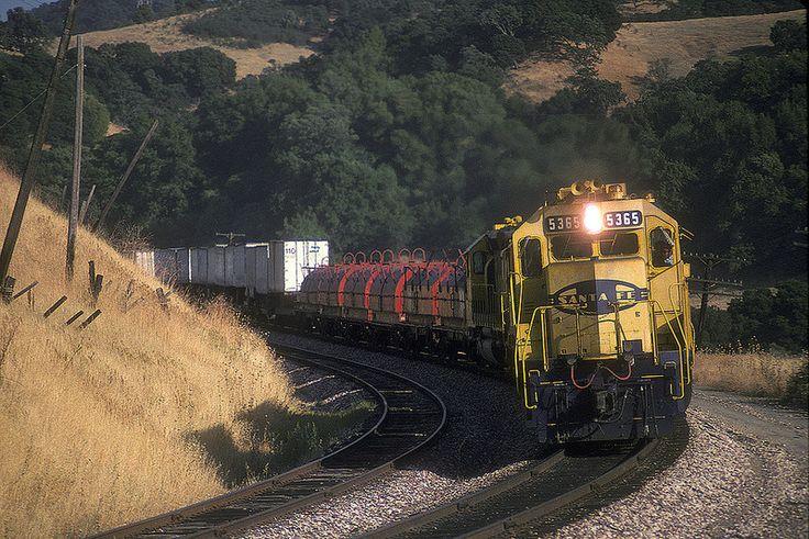 1989-06-23 ATSF 5363 Christie, CA