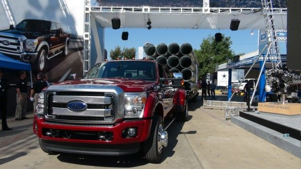What Car Companies Ship Ford Trucks