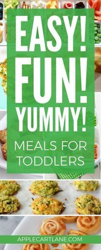 A list of the best go-to toddler meal ideas guaranteed to get your toddler to eat! toddler meal ideas, toddler snacks, what to feed a toddler, toddler breakfast ideas, toddler lunch ideas, toddler dinner ideas, healthy food for toddlers, toddler nutrition