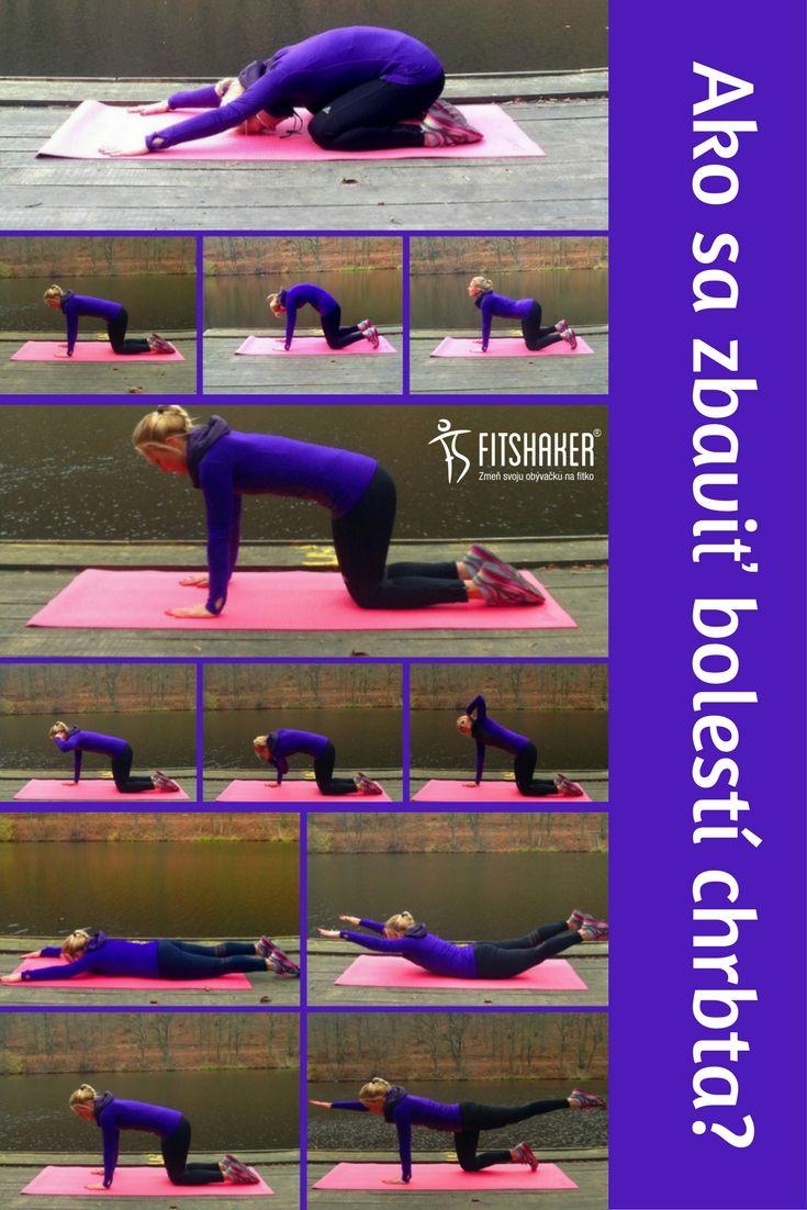 Cviky na odstránenie bolesí chrbta
