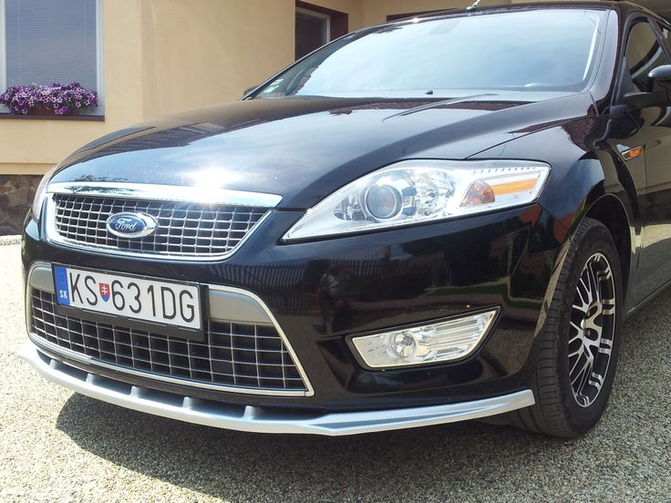 Ford mondeo MK4