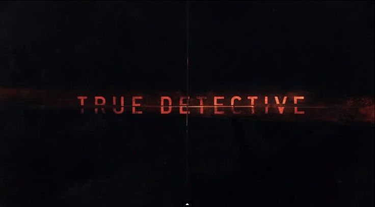 What secrets lie in the opening credits of 'True Detective'?