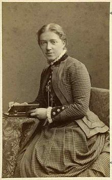 Getrud Guillaume-Schack.jpegGertrude Guillaume-Schack (9 November 1845 – 20 May 1903) was a German-born women's rights activist who pioneered the fight against state-regulated prostitution in Germany