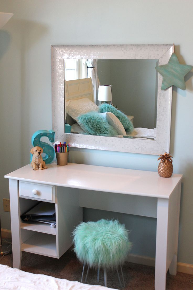 Tween Bedroom Makeover: A Before and After
