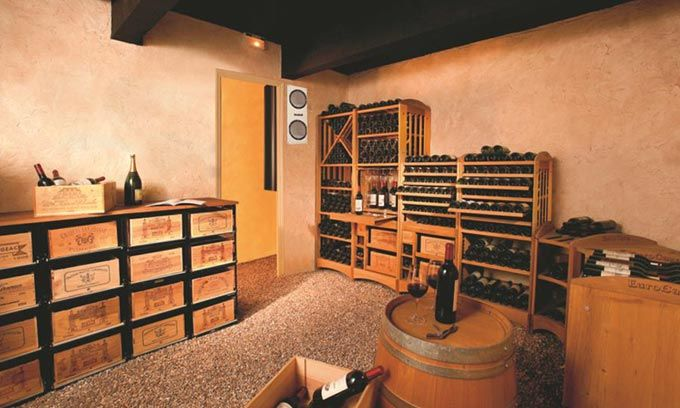 EuroCave. Enjoy your own Wine Cellar. Inoa Wine Cellar Conditioner.