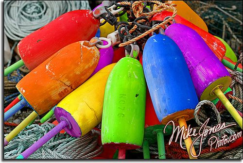 Rainbow Buoys