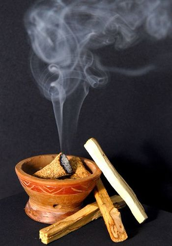 Palo-Santo-Incense by vercexcorp, via Flickr ~ w/ disagreement from Renato in regards to origin, see also Peru ~ Don't forget the Galapogos!