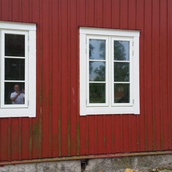 2+1 Traditionsfönster - 2-luft - Målat - 3195kr - Hemfint.se