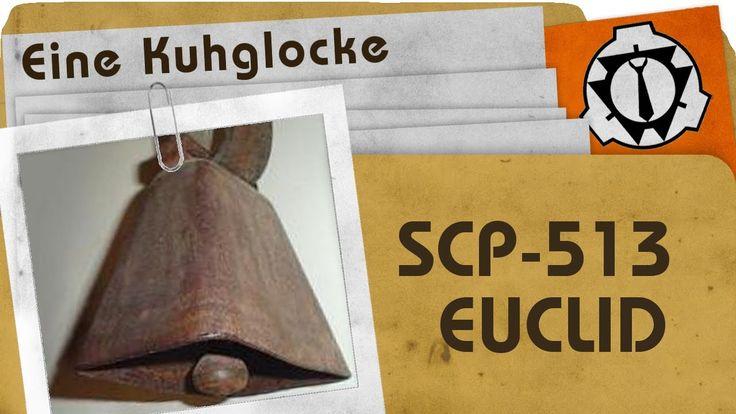 SCP-513: Eine Kuhglocke
