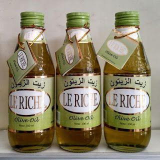 LERICHE Olive Oil 300ml, Nutrisi Alami Untuk Menjaga Kesehatan Kulit Mau? Order via SMS or WA ke 08561848084