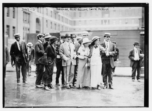 Photo: Alexander Berkman,Becky Edelson,Louise Berger,Anarchists,1910-1915   eBay