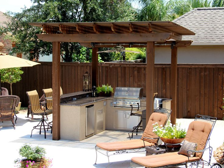 outdoor kitchen designs with pergolas 61 best images about outdoor kitchens on 7236