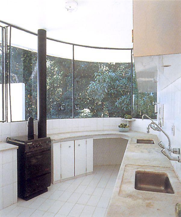 Oscar Niemeyer, Casa das Canoas, 1951Rio de Janeiro, Brazil