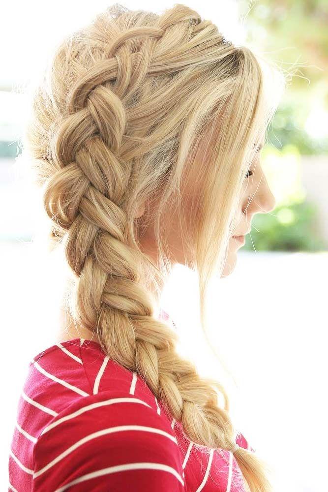 The 25+ best Different braids ideas on Pinterest | Five ...