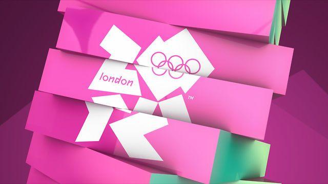 Gráfica Institucional de TyC Sports durante los Juegos Olímpicos de London 2012…