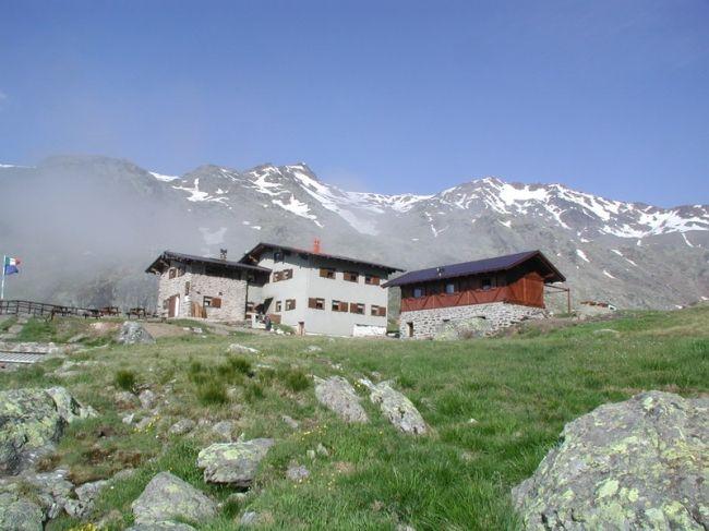 #RifugioDorigoni #Stelvio #ParcoNazionale #ValdiNon#Trentino #Dolomiti #CavallinoBiancoRumo #DolomitiWalkingHotel #GuidaEsperta #Trekking