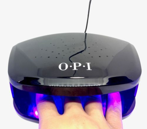 Nail About Led Lamp Sensored Details Opi Gs900 Hand Light New Gel WHE9I2DY