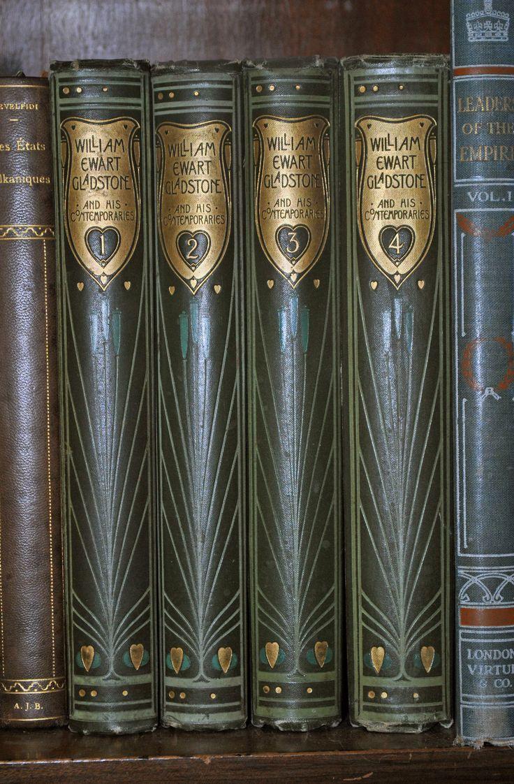 William Ewart Gladstone volumes