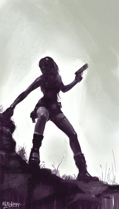 Tomb Raider by moPe94