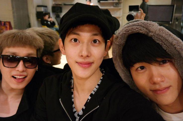 Heechul & Siwan & Hyunsik