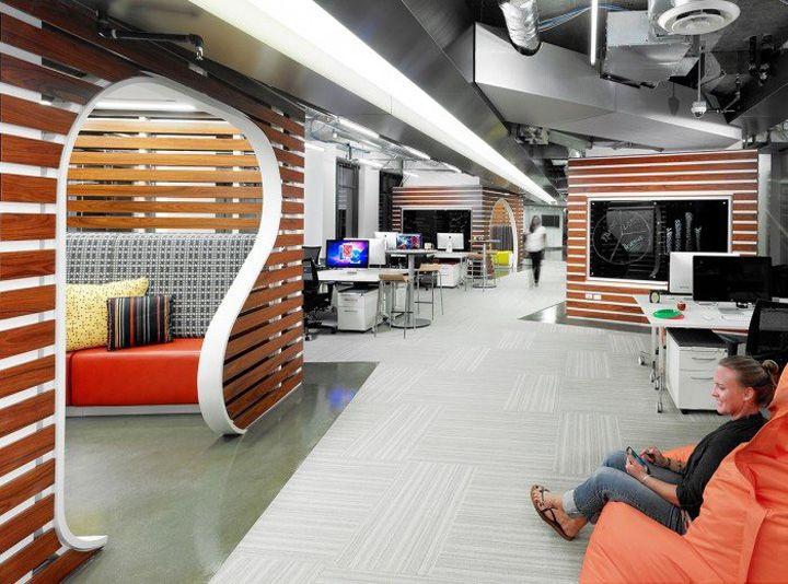 Capital One Innovation Lab By OTJ Architects, Arlington   Virginia