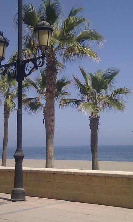 Playa de Sabinillas en Manilva, , Málaga)