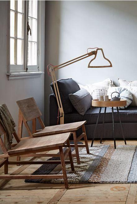 Prachtige Ethnicraft stoelen! | Ethnicraft is vanaf 1 oktober te koop op http://westwing.me/ethnicraft | Westwing Home and Living