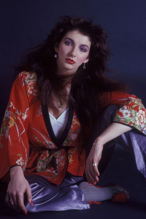 "yirryyanya: "" Kate Bush. Wuthering Heights. ""You know it's me, Cathy"". #katebush """