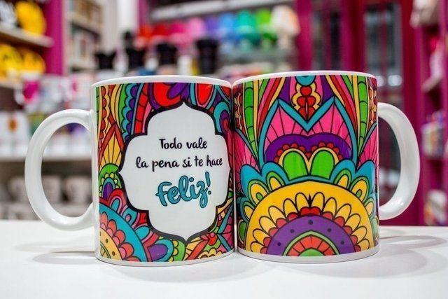 compra online tazas de ceramica con diseño a un precio promocional oink