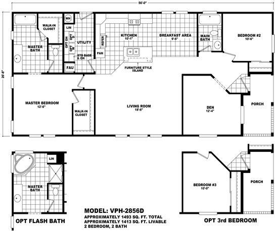 Find A Floor Plan | Find A Home | Cavco Phoenix AZ