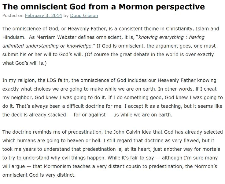 """Smith the Heretic: The omniscient God from a Mormon perspective. http://www.pinterest.com/pin/540924605215682126/  http://www.pinterest.com/pin/540924605213721389/  The Greatest Fraud, the corruption of the minds of little boys and girls.  http://www.pinterest.com/pin/228135537347091491/  """"All religions have based morality on obedience, that is to say, on voluntary slavery."""" - Alexander Herzen.  http://www.pinterest.com/pin/228135537347768695…"""