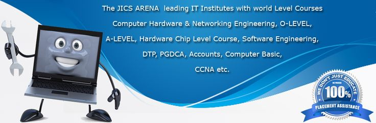 JICS is leading best IT Institutes with computer networking courses, computer hardware and Software engineering course provide in Jaipur city.