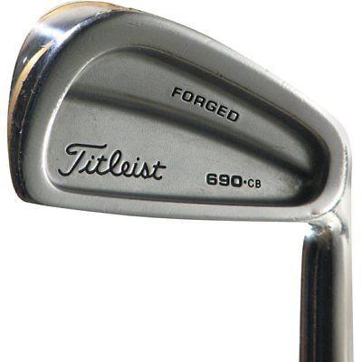 Titleist Golf Club 690 CB Forged  9 Iron Individual Stiff Steel  Value