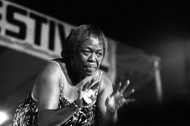 Jazzneverstops » 15-Sarah Vaughan au festival international de ...