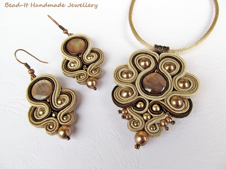 pretty soutache set
