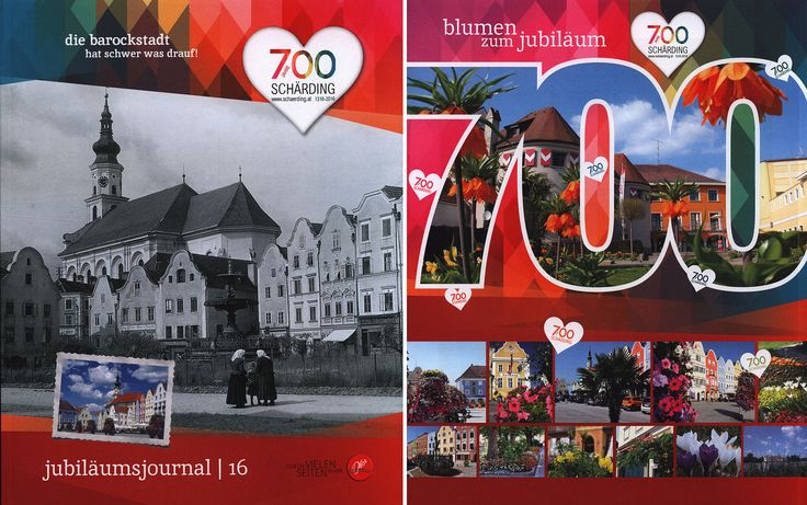https://flic.kr/p/RwJDvP   700 Jahre Schärding, jubilaumsjournal 2016_1, Oberösterreich, Upper Austria