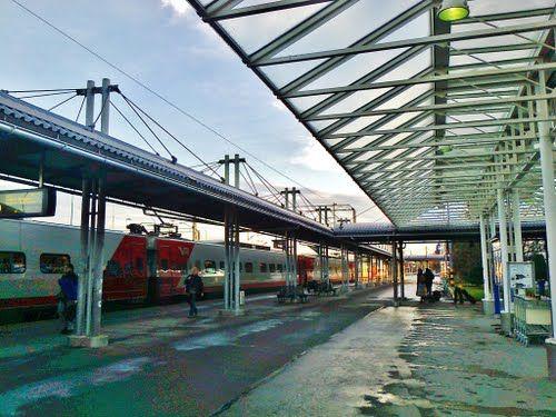 Seinäjoki rautatieasema.  Panoramio - Photos by rai-rai > Seinäjoki