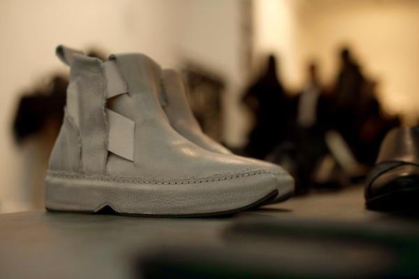 Petrucha sustainable footwear - Erebus